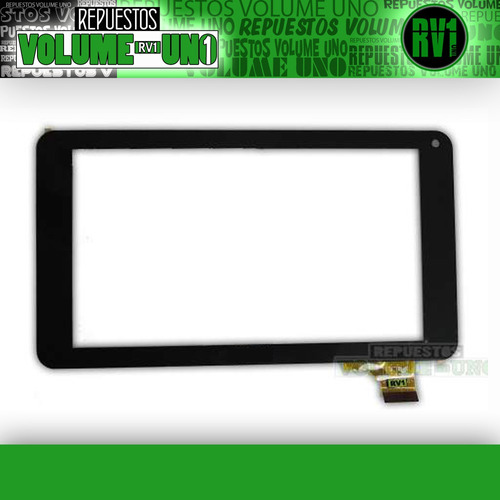 tactil para tablet olitec tab a7040 -  7 pulgadas