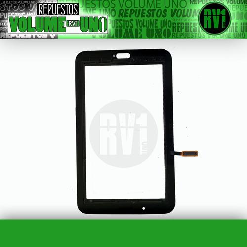 tactil para tablet samsung sm-t113 -  7  - original y nuevo