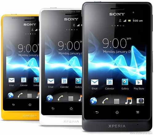 tactil sony xperia go st27a  repuesto heredia