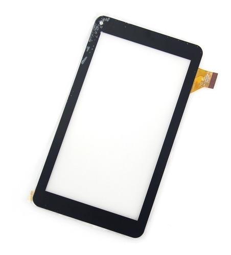 tactil tablet 7 pulgadas negro / blanco generica xn1239v1