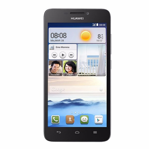 tactil touch mica huawei ascend g630 100% nueva color negro