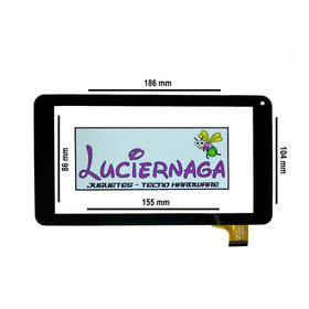 Tactil Touch Tablet Hotatouch C186104e1-fpc771dr 7 PuLG