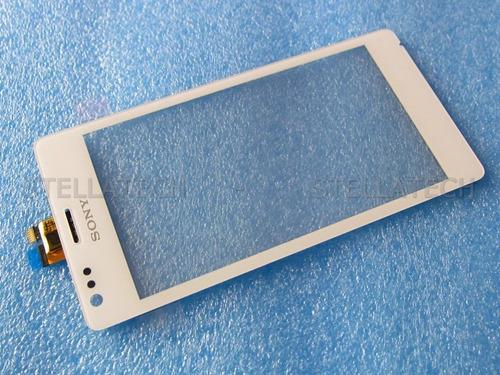tactil vidrio touch screen sony xperia m colocación belgrano
