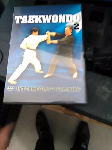 taekwondo 2, dvd original,,las condes