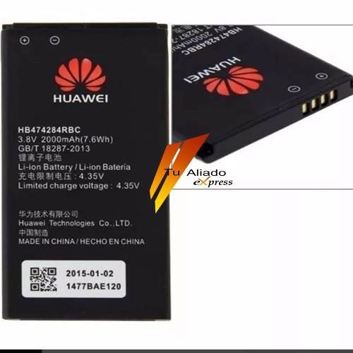 taev bateria huawei hb474284rbc y550 y635 c8816 g620 g625