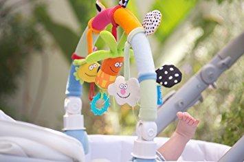 taf toys arco iris barra de actividad