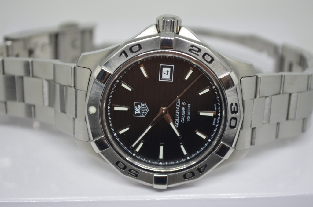 f84e5470084 Tag Heuer Aquaracer Automatic - Wap2110 - R  4.590