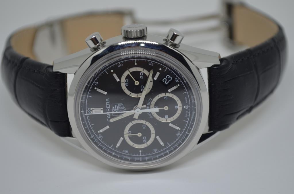 94a1d054500 tag heuer carrera chronograph cv2113-0 - reedição. Carregando zoom.