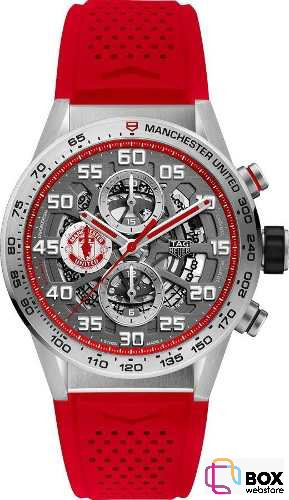 tag heuer carrera manchester united special original