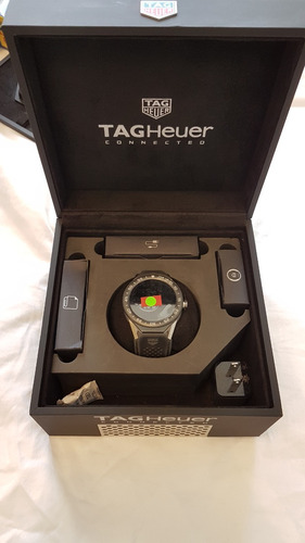 tag heuer  connected modular ø45 mm