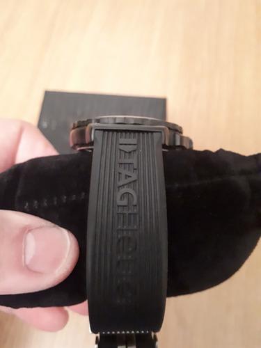 tag heuer formula 1 crono 42 mm preto e vermelho