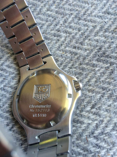 tag heuer kirium authomatic