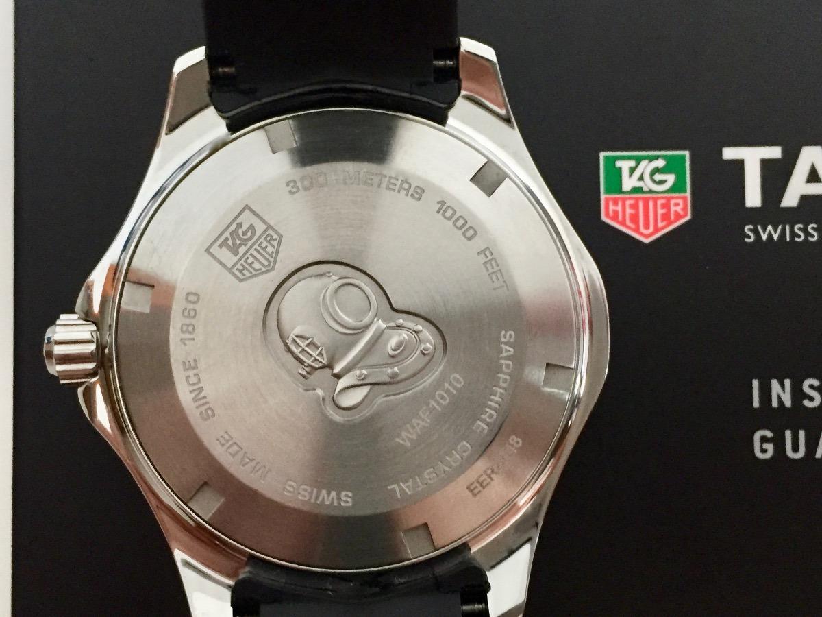 a933098509a Relógio Tag Heuer Aquaracer 300m Original (seminovo) - R  5.800