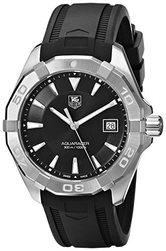 tag heuer way1110.ft8021 hombres 300 aquaracer reloj de ace