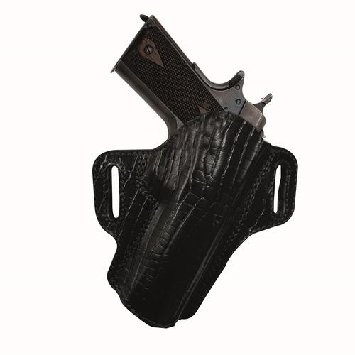 tagua prima abierto superior cinturón pistolera springfield