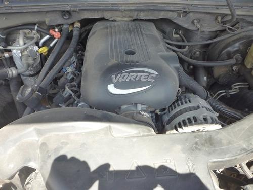 tahoe 2006 accidentada,motor 5.3 vortec,automatica