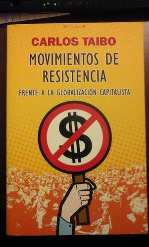 taibo movimientos de resistencia frente a la globalizacion