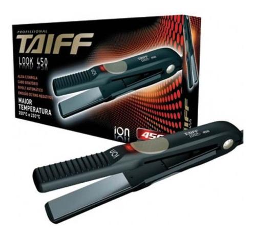 taiff look 450 chapa capilar action bivolt