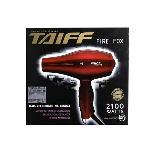 taiff secador fire fox  2100w