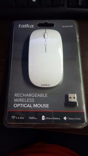 taika mouse blanco mod tk-wm1000