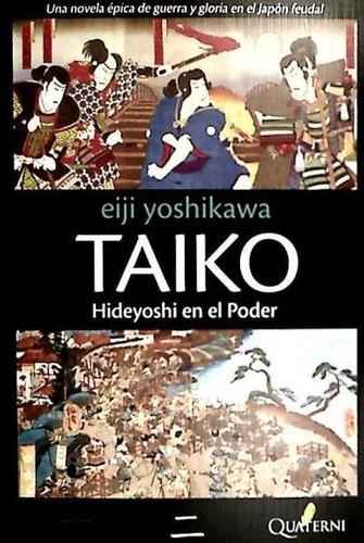 taiko 2 hideyoshi en el poder(libro )