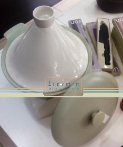 tajine 29 cm hierro fundido comida marroquí - berghoff