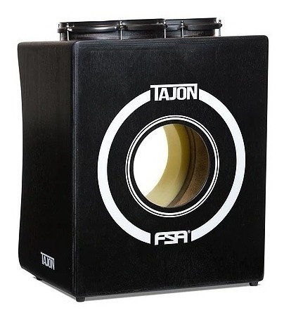 tajon fsa bumbo caixa tom cajon - bateria - original c/nf