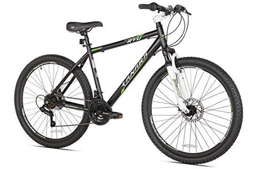 takara ryu front suspension disc brake mountain bike, 27.5-i