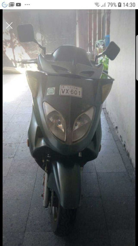 takasaki mega scooter