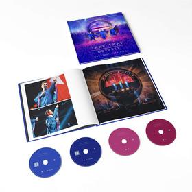 Take That - Odyssey Greatest Hits Live Box [cd+dvd+blu-ray]