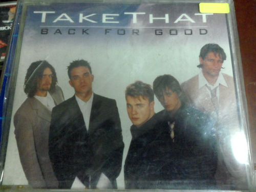 take that cd back for good