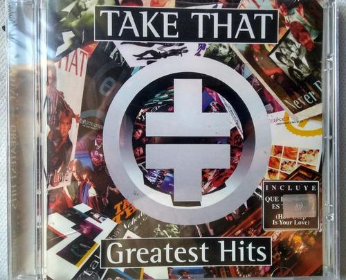 take that greatest hits cd nuevo cerrado original