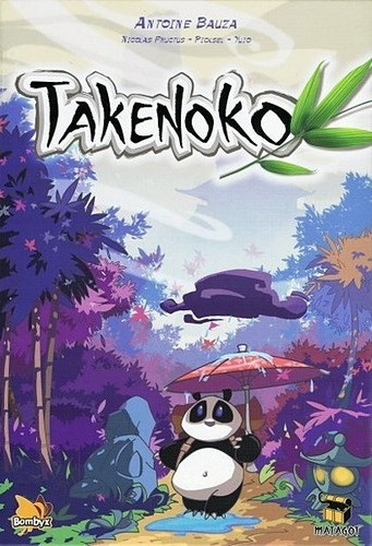 takenoko - jogo de tabuleiro importado asmodee - no brasil!