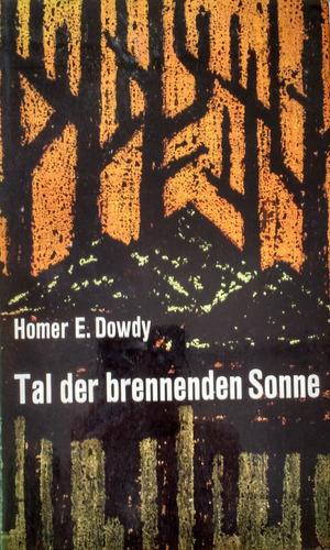 tal der brennenden sonne - homer e. dowdy - em alemão