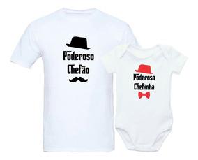35d140f03 Camiseta Igual Pai E Filho Baby - Calçados, Roupas e Bolsas com o ...