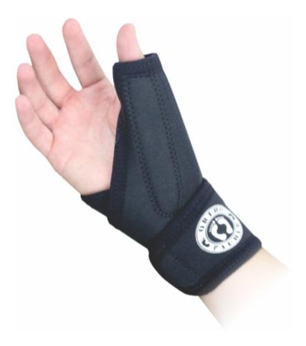 tala ajustável de neoprene punho e polegar pauher support