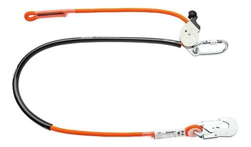 talabarte de posicionamento regulável  dg 9200 - degomaster