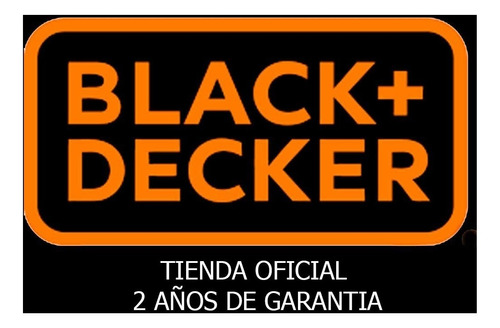 taladro 13 mm 650 w black & decker + 4 mechas + guantes