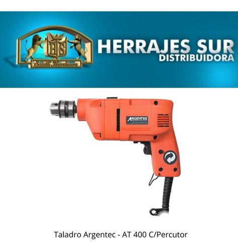taladro 13mm. argentec vel. variable-reversible 500 watts