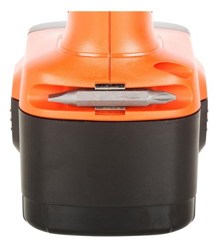 taladro atornillador 12v cd121k-b2c black+decker