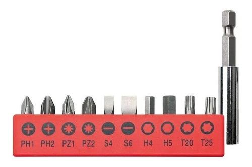 taladro atornillador bosch gsr1000 12v inalambrico +juguete