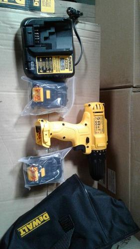taladro atornillador dewalt dcd700c2 12 voltios original