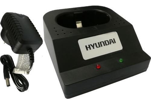 taladro atornillador hyundai 14.4v inalambrico maletin - sti