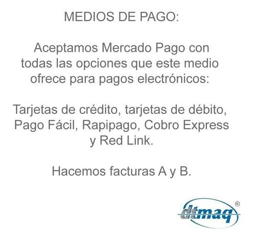taladro atornillador inalambrico + 2 baterias 20v 1500rpm