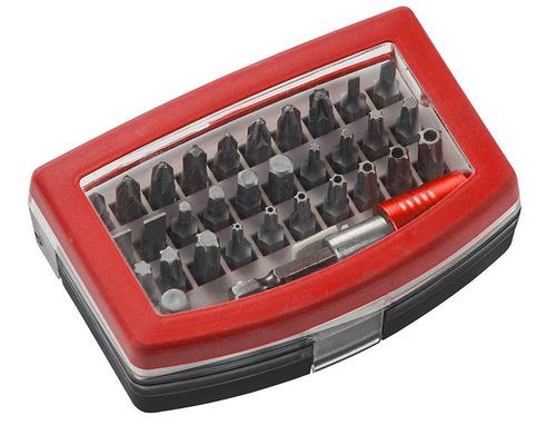 taladro atornillador inalambrico einhell tc-cd12 + 30 puntas