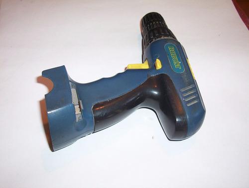 taladro bateria robust atornillador p reparar o repuesto