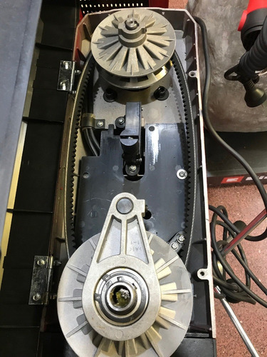 taladro de banco perforadora einhell te-bd750e 16mm 750w