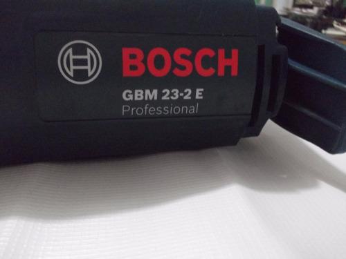 taladro de precision bosch  gbm 23-2 e profesional