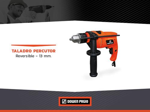 taladro electrico percutor 600 w industrial dowen pagio