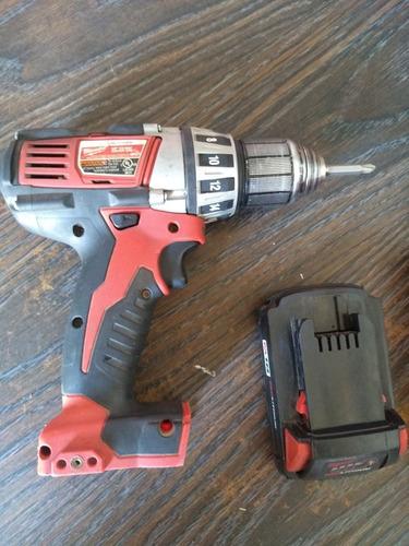 taladro inalambrico milwaukee m18 driver drill 1/2 (13mm)